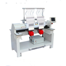 QY-CT Double Head Multi-purpose Automatic Embroidery Machine